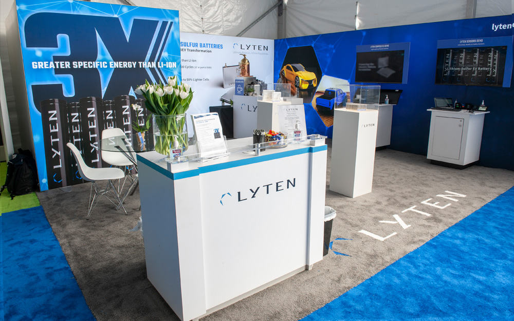 Lyten emerge from stealth mode at Detroit show